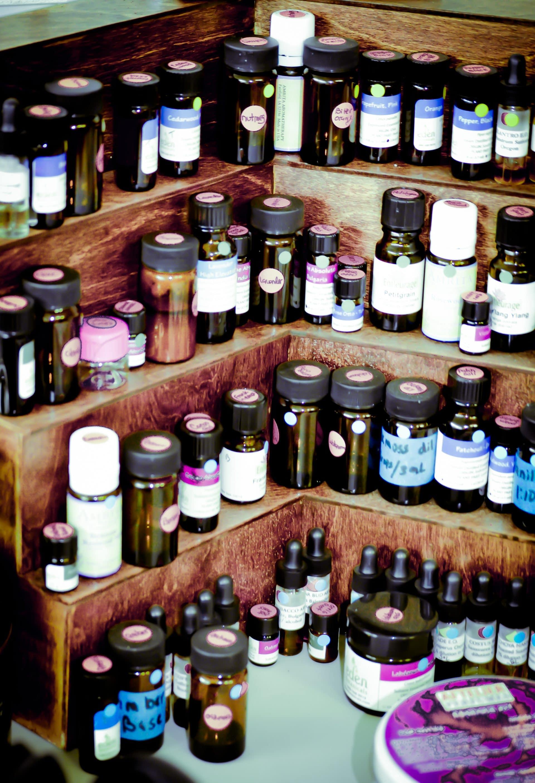 Natural Perfume Making