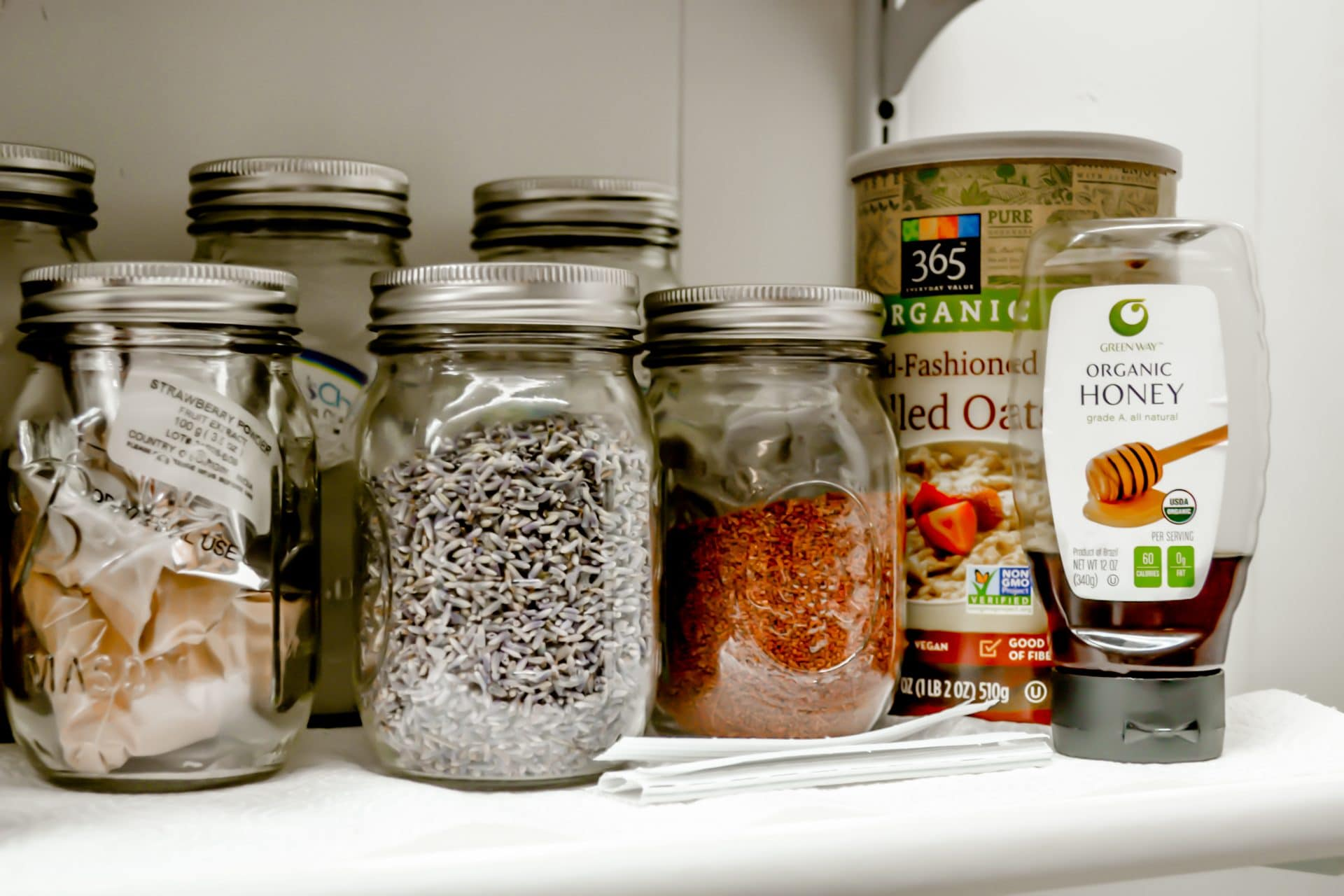 Photo Friday- Honey, Oatmeal and Botanicals