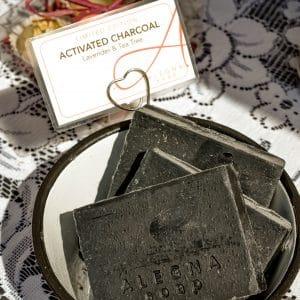 Alegna Soap® Activated Charcoal Soap