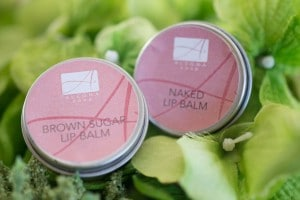 Alegna Soap® Brown Sugar & Naked Lip Balms