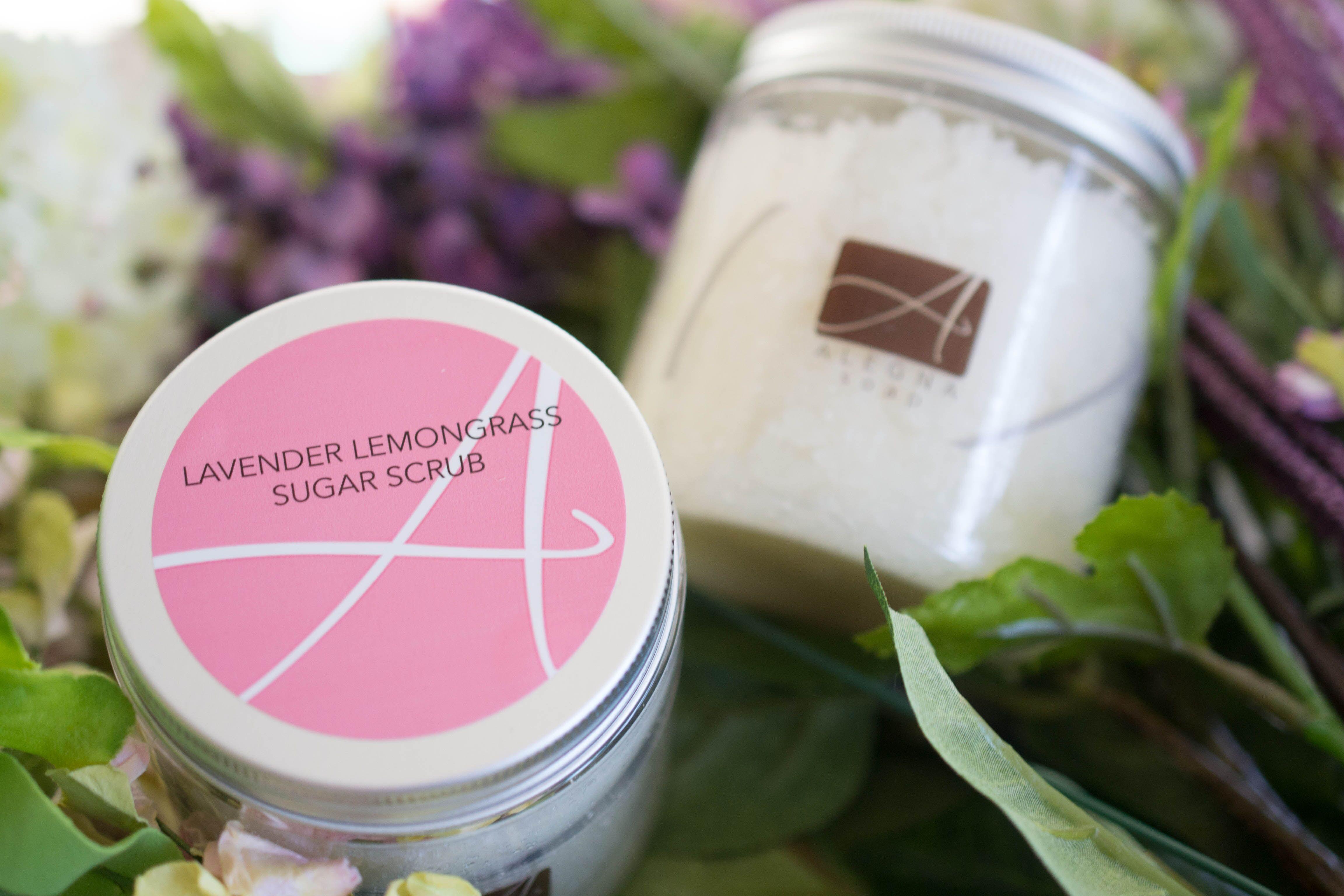 Photo Friday- Lavender Lemongrass Sugar Scrub
