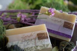 Alegna Soap® Lavender Lemongrass and Lavender