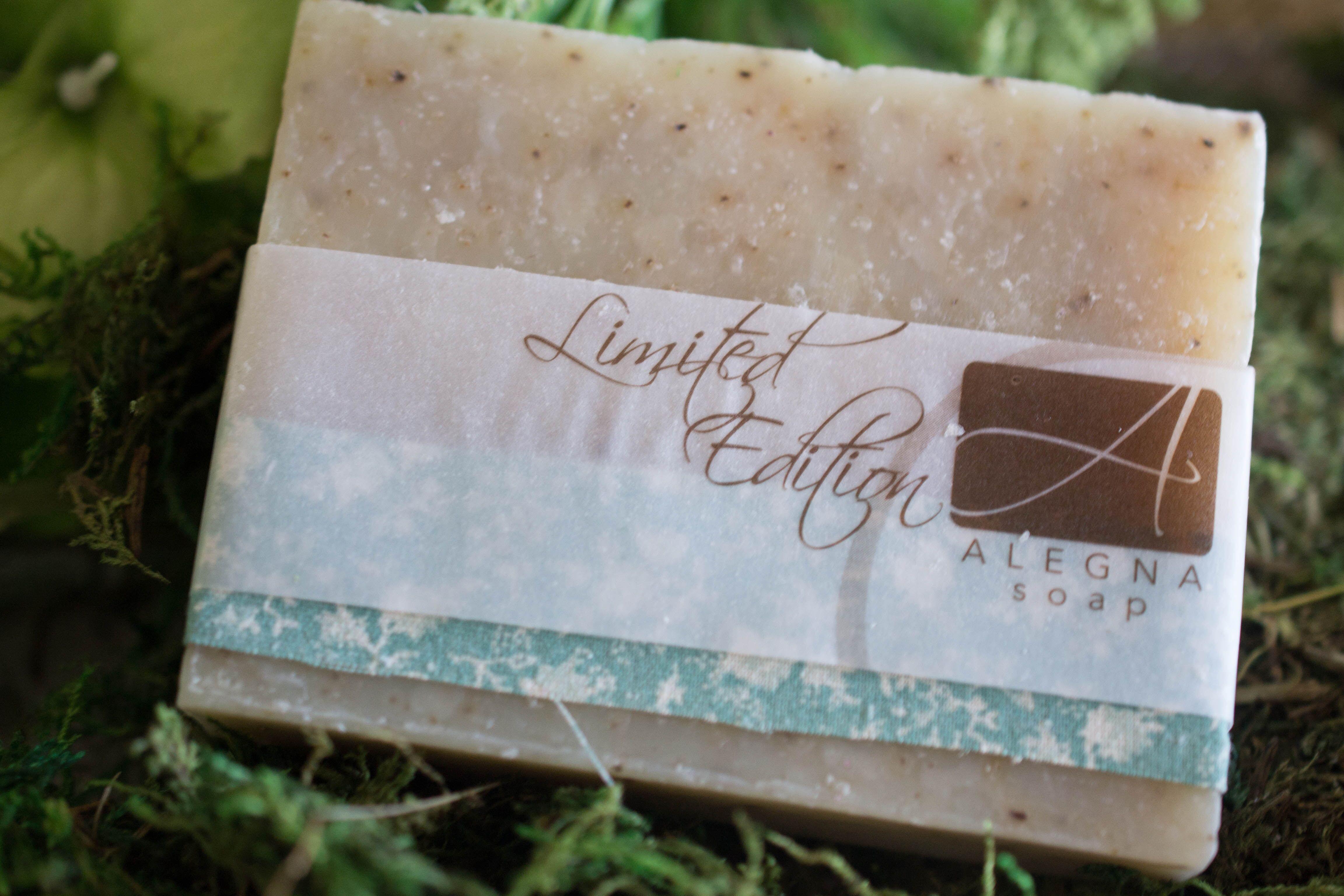 Photo Friday- Rosemary Lavender Soap
