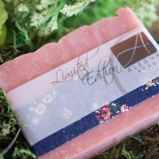 Alegna Soap® Rose Patchouli Soap