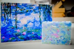 Alegna Soap® Waterlilies