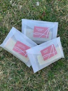 Alegna Soap® packaging samples