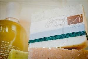 Alegna Soap® Peppermint Scrub