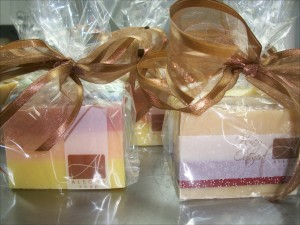 Alegna Soap Gift bags