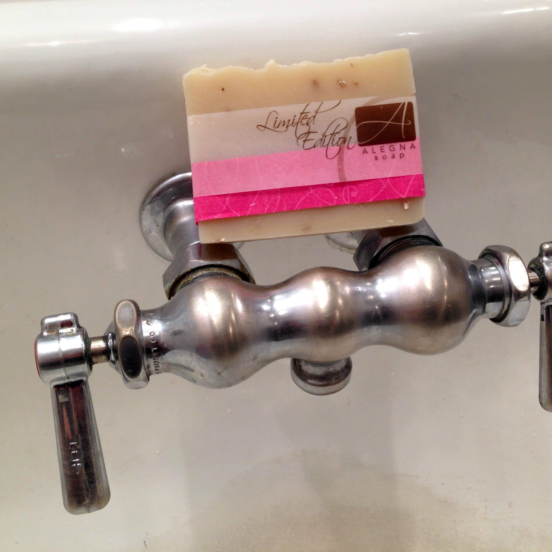 Photo Friday Lavender Oatmeal Soap and Barbuto NYC