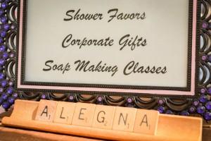 Alegna Soap® Long Island Soap Making Classes