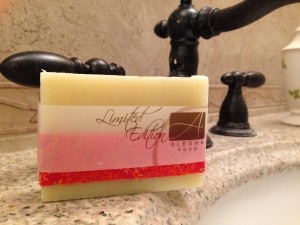 Anise Orange Alegna Soap