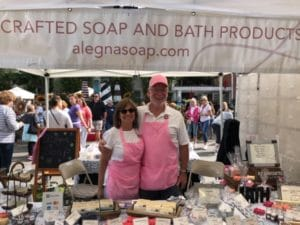 Alegna Soap® What I learned