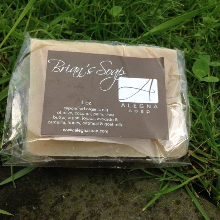 Brian's Soap Alegna Soap®