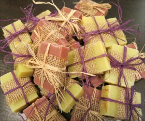 Alegna Soap custom soap