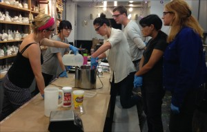 NYC soapmaking class