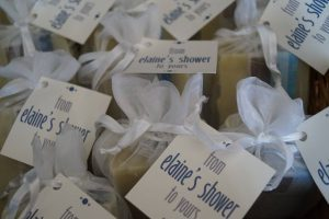 Alegna Soap® shower favors