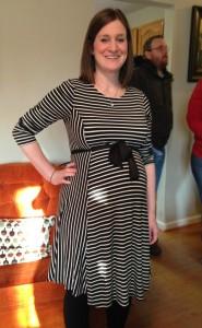 Elaine pregnant