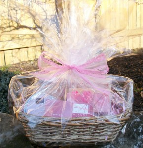 Alegna Soap gift basket