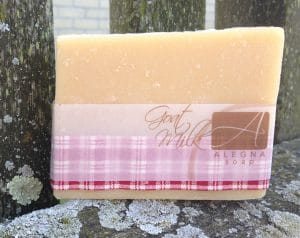Alegna Soap® Goat Milk Soap