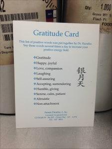Gratitude Card 1