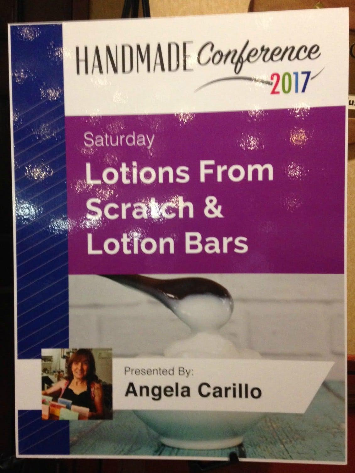 Handmade Conference June 2017