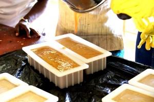 Alegna Soap® in Haiti