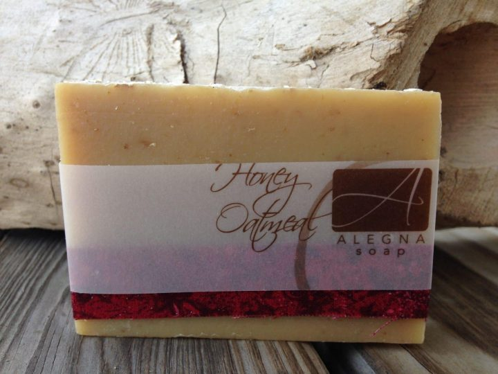 Alegna Soap® Honey Oatmeal