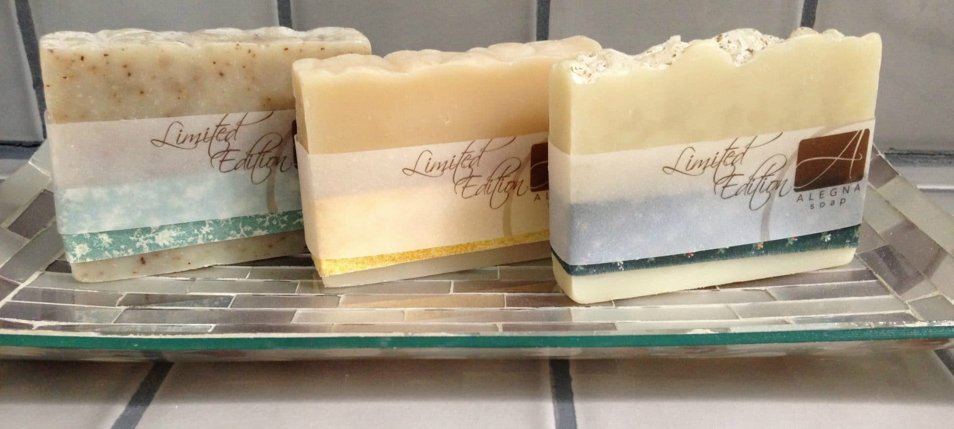 Photo Friday- Limited Edition Soaps