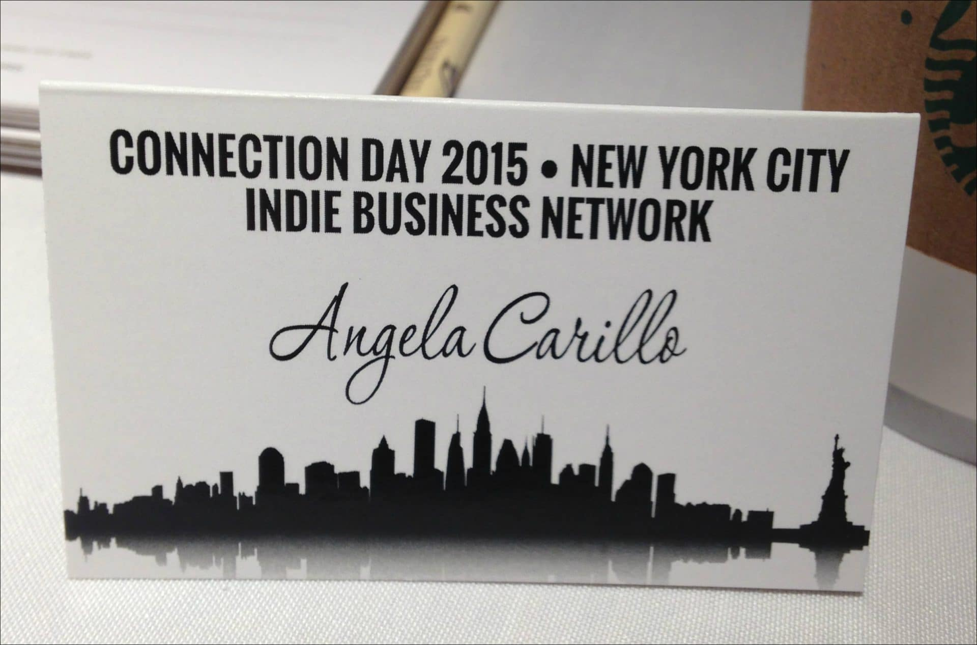 Indie Connection Day NYC 2015