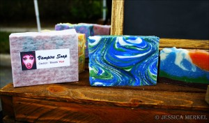 Jessica Merkel photo of Alegna Soap