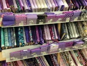 Joanne wall pf purple