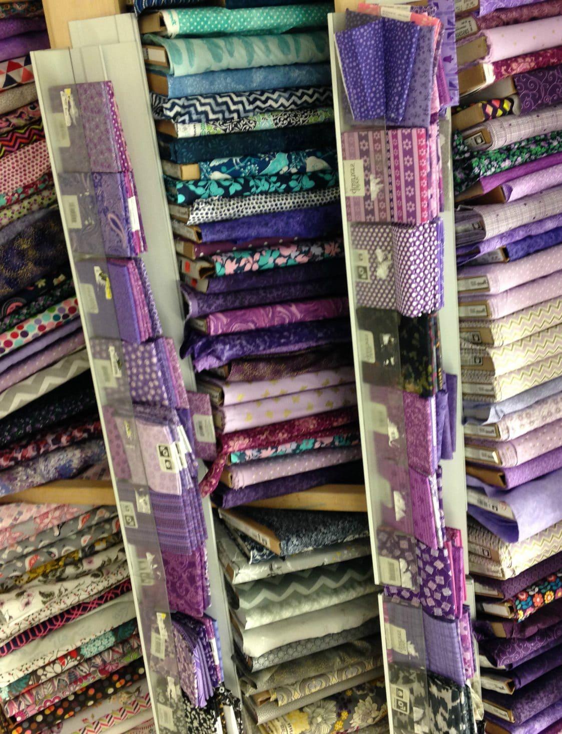 Choosing Soap Fabric