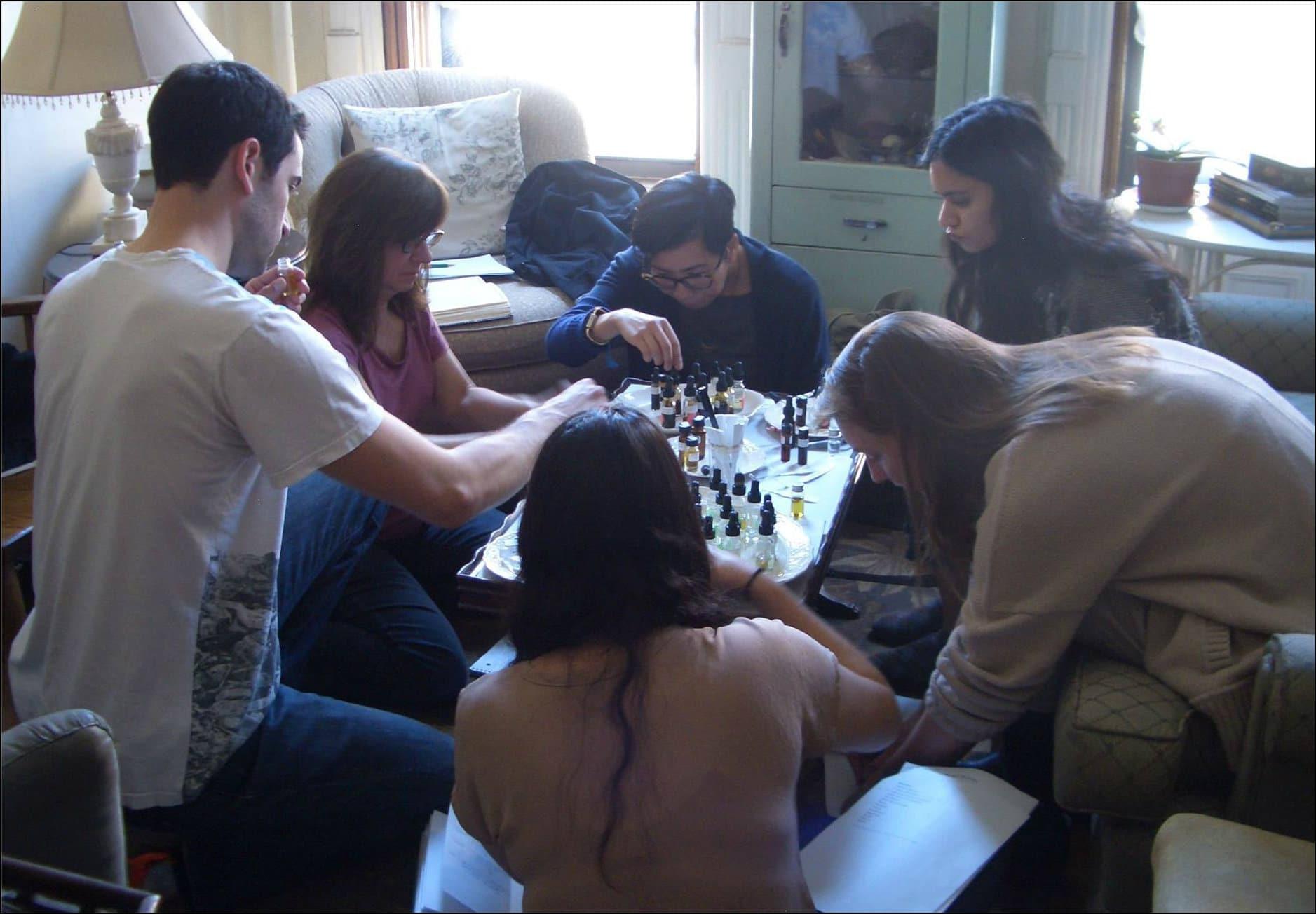 Natural Perfuming – Fougere Workshop