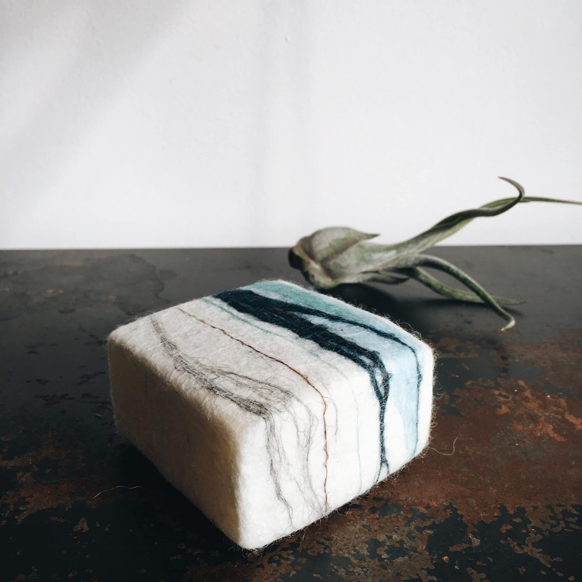 Long Island collaboration Alegna Soap® and Justine Moody