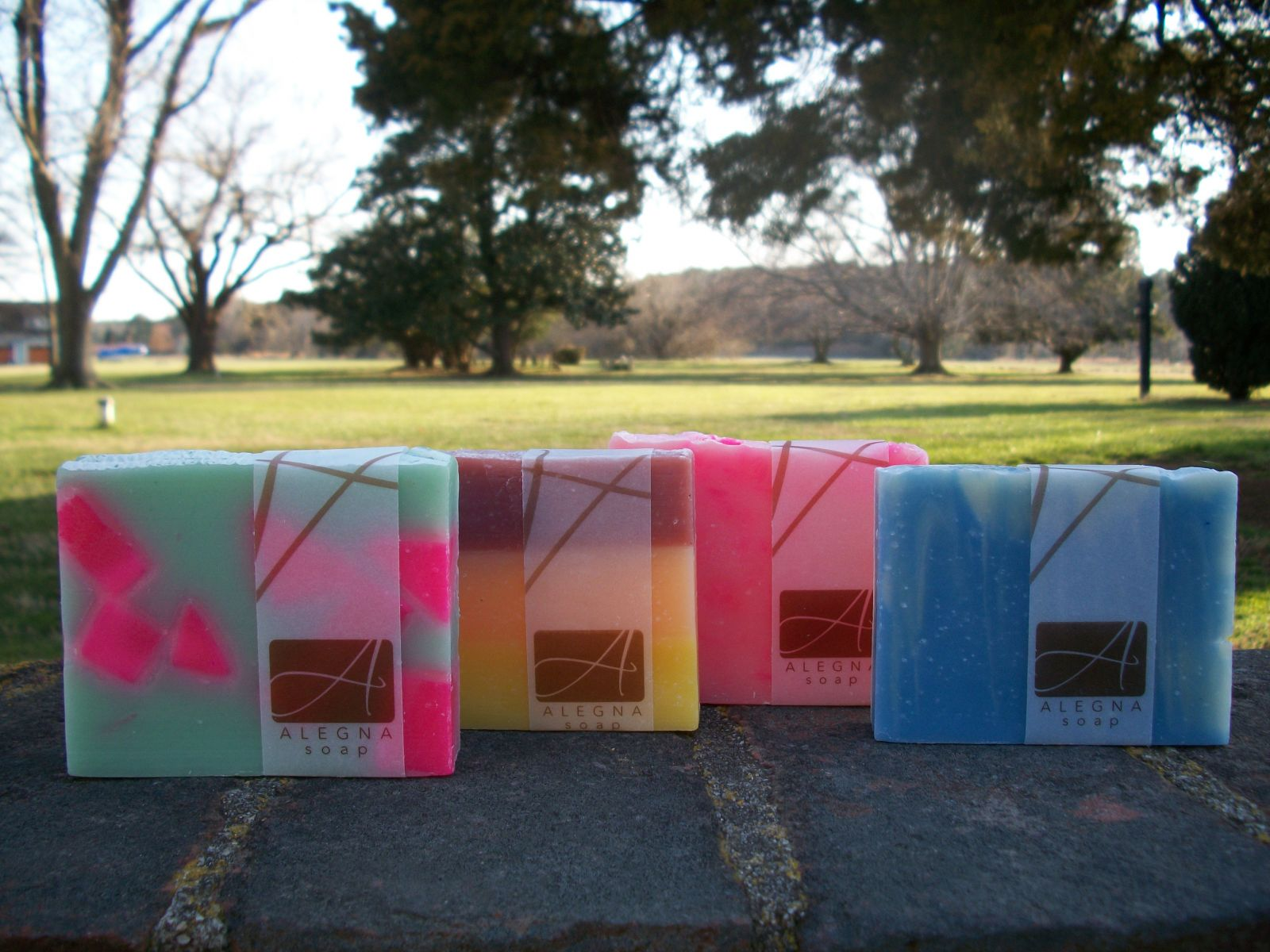 Gone with the Wind, I mean Handcrafted  Soap