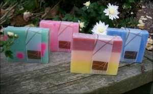 Alegna Laney Line Soap