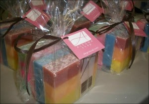 Alegna Soap gift packages