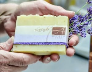 Alegna Soap® Lavender soap