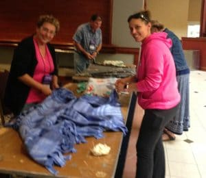 Handmade conference and Project Linus