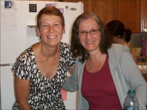 Lisa and Margie