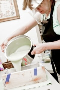 Making soap 6