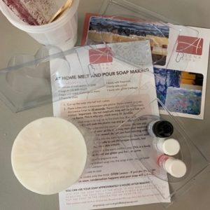 Alegna Soap® Melt and Pour Soap Making Kit