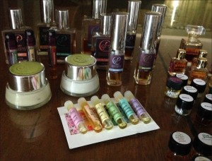 My perfumes  Alegna Soap
