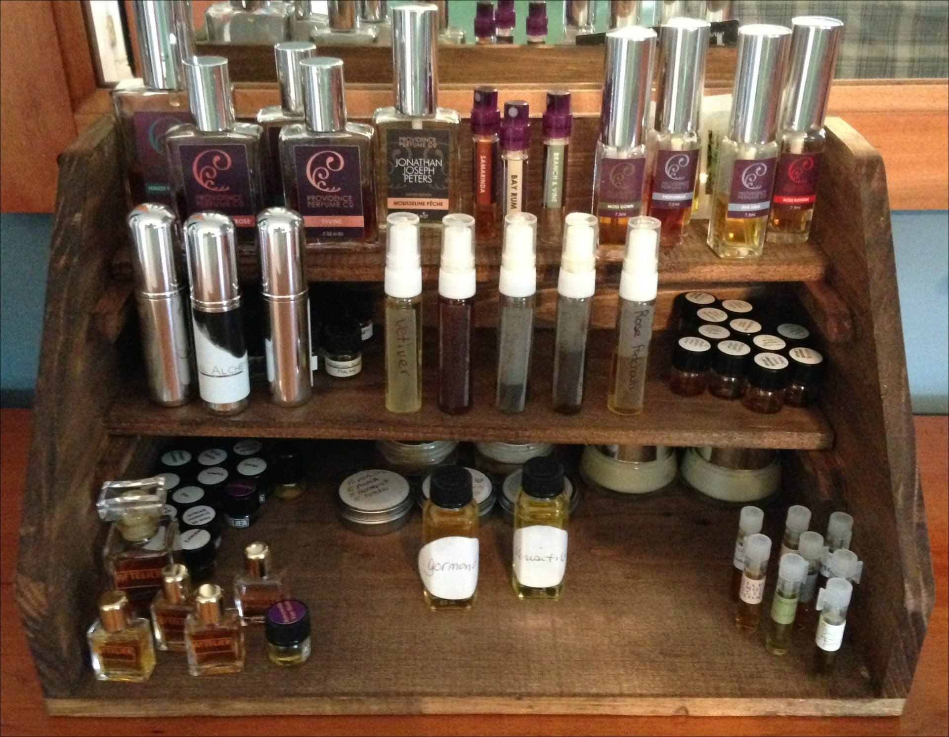 A Confession-  My Natural Perfume Addiction