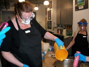 NYC soap class 3