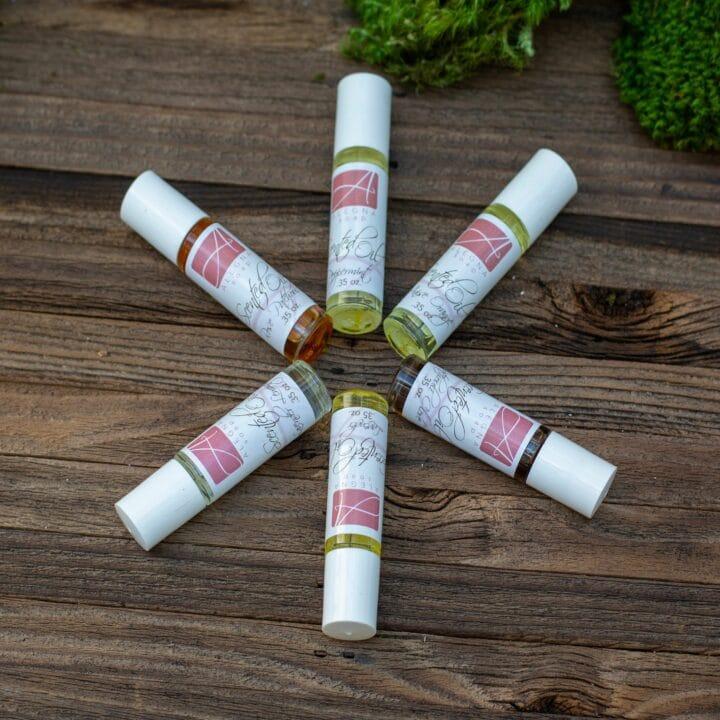 Alegna Soap® Scented Oils
