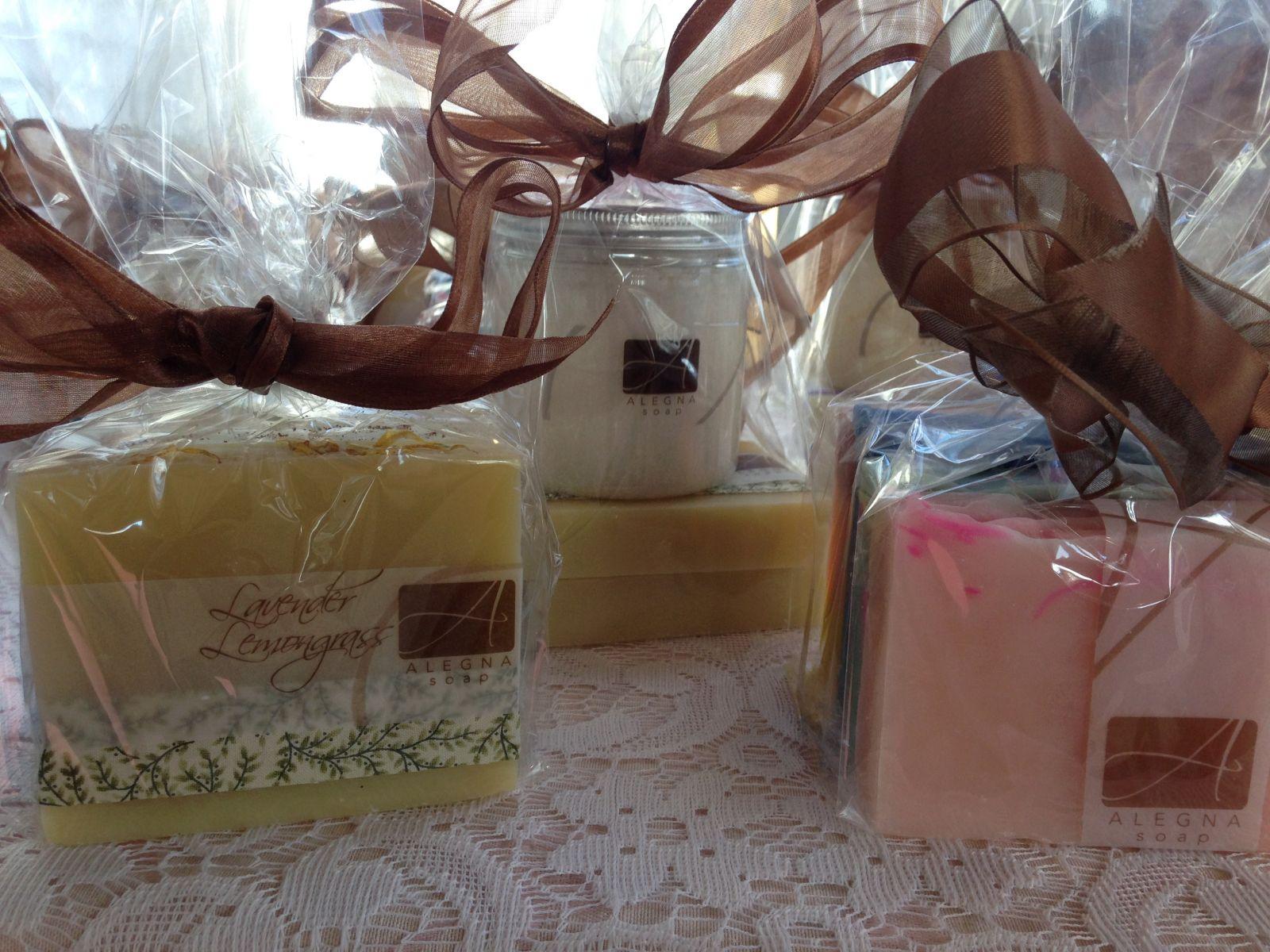 Alegna Soap® gifts