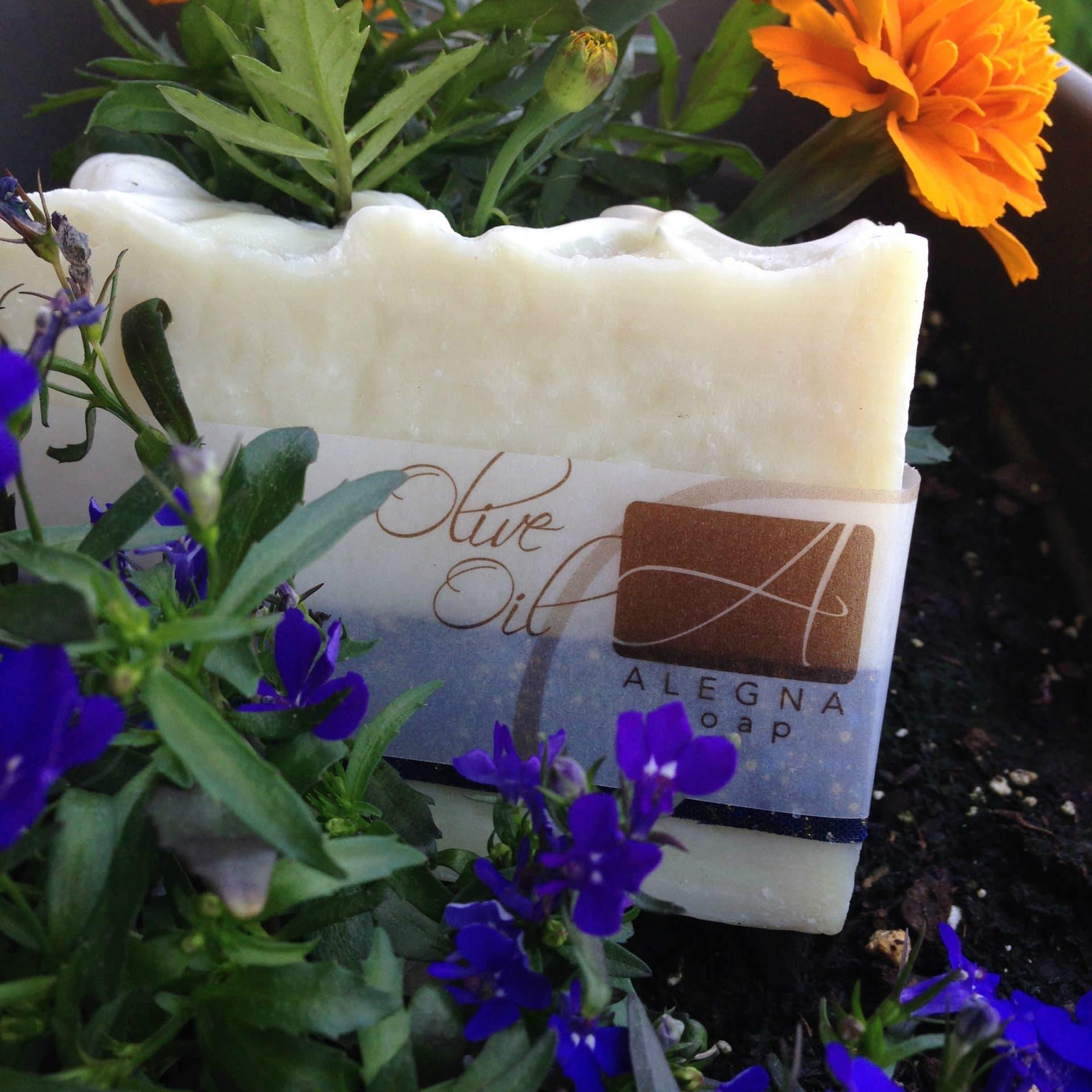 Alegna Soap® Olive Oil Soap
