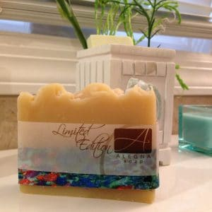 Alegna Soap® Limited Edition Patchouli Clove Soap