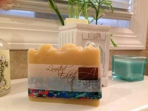 Alegna Soap Patchouli Clove